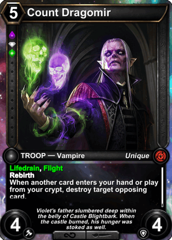 Count Dragomir