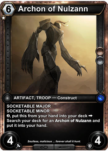 Archon of Nulzann